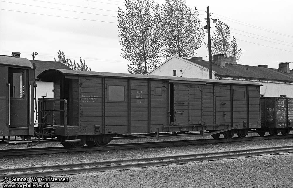 Polen - Nieszawa - Bornewio - Kujawische Schmalspurbahnen